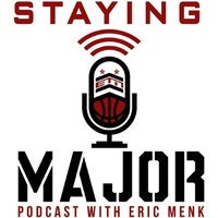Logo Staying MAJOR Podcast with Eric Menk