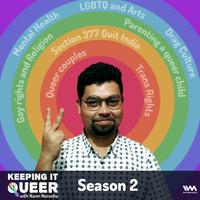 Logo Keeping it Queer