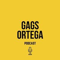Logo Gags Ortega Podcast