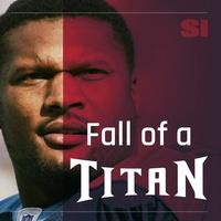Logo Steve McNair: Fall of a Titan