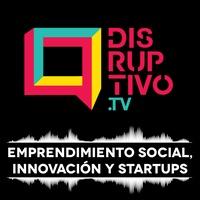 Logo Disruptivo - Emprendimiento Social, Innovación y Startups