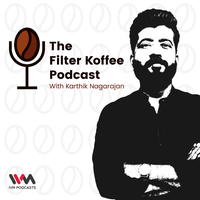 Logo The Filter Koffee Podcast