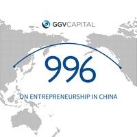 Logo 996 Podcast by GGV Capital