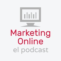 Logo El Podcast de Marketing Online