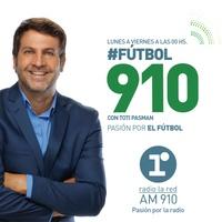 Logo FÚTBOL 910
