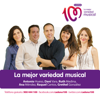 Logo La mejor variedad musical
