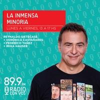 Logo La Inmensa Minoría