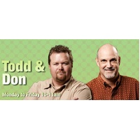 Logo The Best of Todd and Don