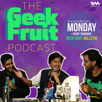 Logo Geek Fruit Podcast