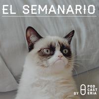 Logo Semanario by Podcastería