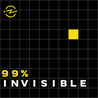Logo 99% Invisible