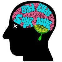 Logo Bad Buds Sour Hour