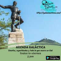 Logo Agenda Galáctica