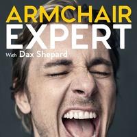 Logo Armchair Expert with Dax Shepard