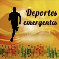Logo Deportes emergentes