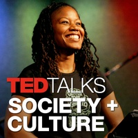 Logo TEDTalks Society and Culture