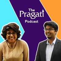 Logo The Pragati Podcast