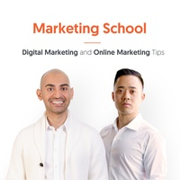 Logo Marketing School - Digital Marketing and Online Marketing Tips