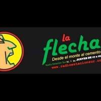 Logo La Flecha