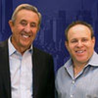Logo Len Berman and Todd Schnitt in the Morning