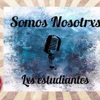 Logo Somos Nosotrxs (Lxs Estudiantes)