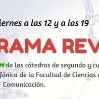 Logo Panorama Revés - Primera Edición