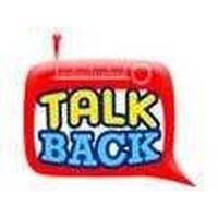 Logo Talk Back