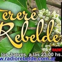 Logo TERERE REBELDE