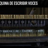 Logo La máquina de escribir voces.