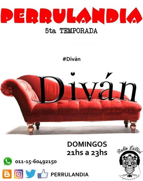 Husmeando en todos lados el div n de perrulandia for Divan ovalia 05 version 2