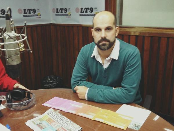Paulo ricci secretario de desarrollos culturales del for Ministerio de innovacion