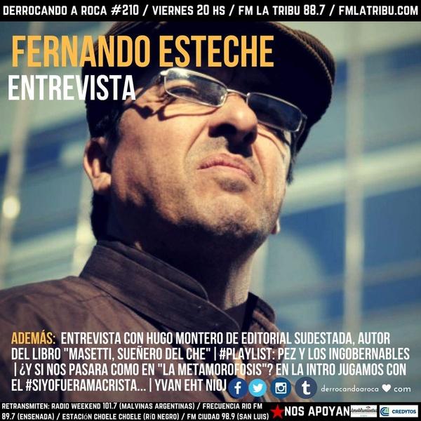 Image Result For Fernando Esteche