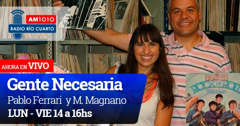 Gente Necesaria | Listen to the latest shows | RadioCut