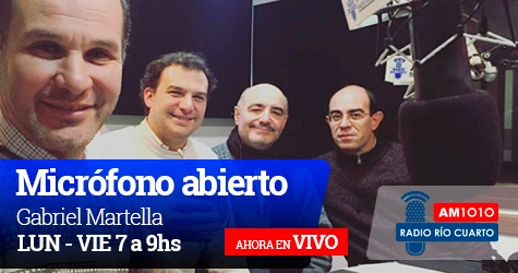 Micrófono Abierto | Listen to the latest shows | RadioCut